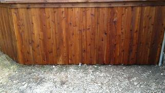 Privacy Wood Fence Salt Lake City